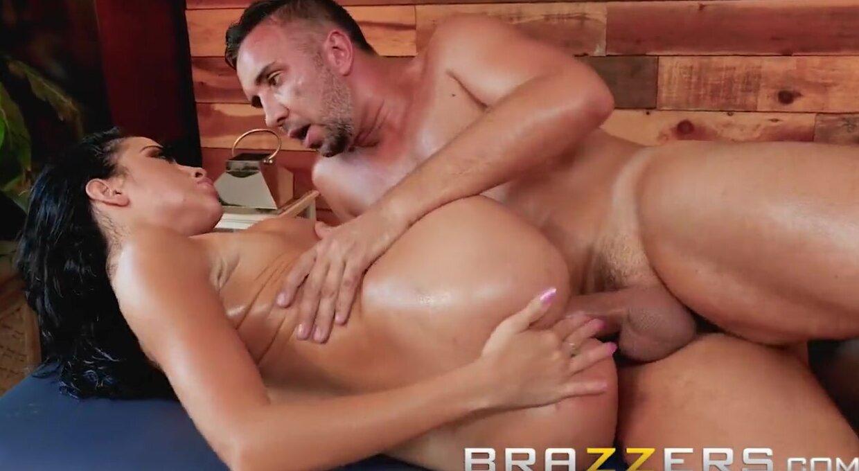 massage my asshole with dildo